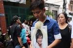 Những hình ảnh xúc động ở tang lễ Wanbi Tuấn Anh
