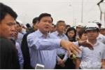 Bộ trưởng Thăng ra 'hạn chót' cho các nhà thầu ở Hà Tĩnh, Quảng Bình