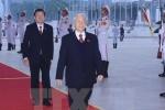 Ảnh: Các đại biểu dự phiên họp trù bị Đại hội Đảng XII