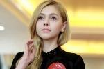 Nữ sinh xinh đẹp thử tài làm người mẫu chuyên nghiệp