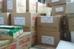 'Đột kích' căn hộ chung cư nghi kho dược liệu nhập lậu