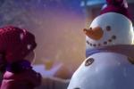 Câu chuyện cảm động về tình bạn của Người Tuyết