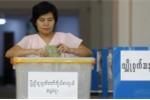 Kết quả bầu cử Myanmar công bố nhỏ giọt