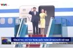 Video: Chủ tịch Trung Quốc Tập Cận Bình thăm Việt Nam
