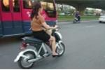Nỗi ám ảnh xe đạp điện: Ngang nhiên đầu trần, lạng lách trước bốt CSGT