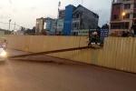 Sập dầm thép dự án đường sắt trên cao: Công an Hà Nội vào cuộc