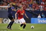 Clip: Ibrahimovic hạ gục De Gea, PSG 2-0 Man Utd