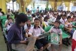 VPBank trao tặng 17.000 cặp sách và 1.000 suất học bổng cho trẻ em