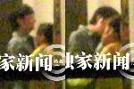 Chưa li hôn chồng, Đổng Khiết đã ôm hôn tình mới