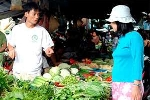 Video: Cách nhận biết rau sạch, an toàn
