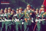Trang phục quân đội nhân dân VN qua từng thời kì