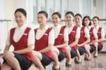 Khám phá quy trình đào tạo nữ tiếp viên hàng không tương lai