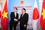 Ngoại trưởng Nhật Bản thảo luận về Biển Đông với Bộ trưởng Ngoại giao Việt Nam