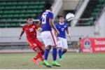 U19 Việt Nam muốn thắng đậm U19 Singapore