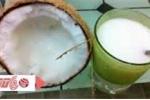 Dừa sáp 200 nghìn/trái giá 'mặn chát' vẫn thiếu hàng