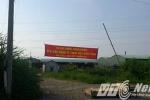 Chặn cổng nhà máy gây ô nhiễm, người dân bị côn đồ tấn công