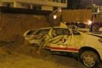 Tai nạn kinh hoàng giữa đêm, tài xế taxi thiệt mạng