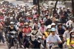 Cấm xe máy ở đô thị, cấm thế nào?