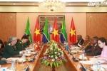Đối thoại Chính sách Quốc phòng Việt Nam – Nam Phi năm 2015