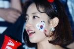 Nữ sinh Trung Quốc chụp ảnh nóng bỏng, fan Hàn Quốc xinh kiểu 'dao kéo'