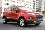 Ford Việt Nam triệu hồi 728 chiếc EcoSport