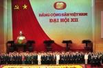 Danh sách 19 ủy viên Bộ chính trị khóa XII