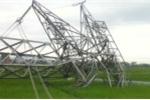 Cột điện đường dây 500kV bị đổ, Phó Thủ tướng chỉ đạo làm rõ nguyên nhân