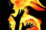 Chị chồng tưới xăng đốt em dâu rồi tự tử