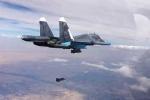 Máy bay Nga, Mỹ 'đối mặt' trên không phận Syria