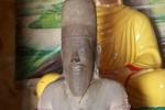 Kỳ bí pho tượng quý trong ngôi chùa hoang không thể ăn cắp