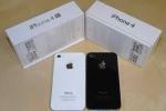iPhone 4, 4S chính hãng đồng loạt giảm giá nhẹ