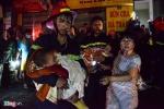 Video: Cháy lớn ở khu đô thị Xa La