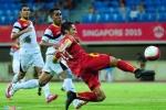 Mạc Hồng Quân nâng tỷ số lên 2-0 cho U23 Việt Nam