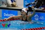 Video: Ánh Viên đánh bại kỷ lục gia thế giới, giành HCB tại giải bơi hàng đầu của Mỹ