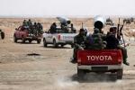 Dàn xe Toyota của phiến quân IS bị Chính phủ Mỹ điều tra