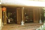 Xôn xao ngôi nhà gỗ sưa đỏ giá 50 tỷ đồng