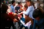 Giật mình những vụ bạo lực học đường khủng khiếp như phim hành động