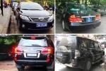 Dân sẽ giám sát và tố cáo việc quản lý, sử dụng xe công trái quy định