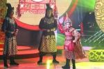 Chung kết Gương mặt thân quen nhí: Minh Thuận - Anh Duy diễn tuồng