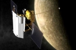 Tàu vũ trụ NASA lao xuống bề mặt sao Thủy