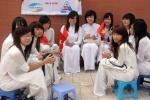 Giảng dạy nếp sống văn minh, thanh lịch cho học sinh