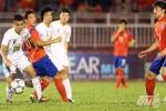 U19 Hàn Quốc phối hợp cực hay, sút tung lưới U21 HAGL