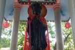 Bí ẩn bức tượng 'ông Phật đen' ở Quan Âm tu viện Biên Hòa