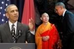 Ngày bận rộn thứ 2 của ông Obama ở Việt Nam