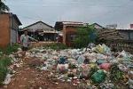 Lo 'chết non' vì bãi rác thải ô nhiễm