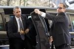 Tổng thống Obama đi xe gì trong chuyến thăm Việt Nam?