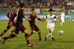 Trực tiếp: Clip diễn biến chính trận U19 Việt Nam-U19 AS Roma