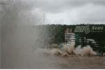 Hoàn lưu bão gây mưa lớn ở miền Bắc, miền Trung