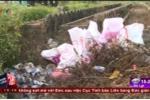 Kỳ lạ hơn 300 ngôi mộ ở Hà Nội bị đập vỡ bát hương