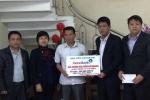 VietinBank chi trả 100 triệu đồng tiền bảo hiểm cho khách hàng tại Tuyên Quang